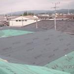屋根・外壁リフォーム(防水シート施工)